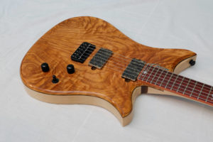custom electric guitar