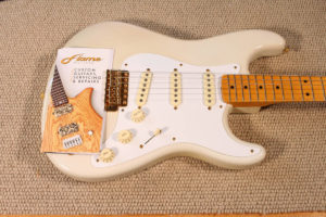 shielding a Stratocaster