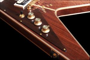 Flame Guitars V