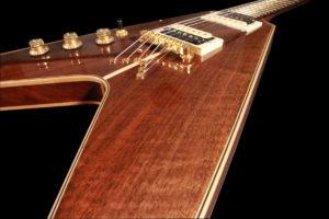 Flame Guitars custom guitar